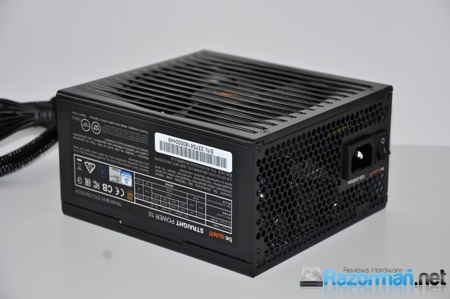 Review Be Quiet Straight Power E10 800W 1