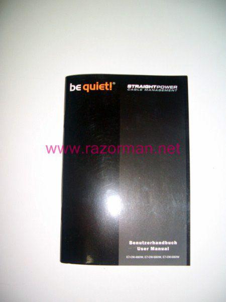 Review be quiet Straightpower 680 Watios 5