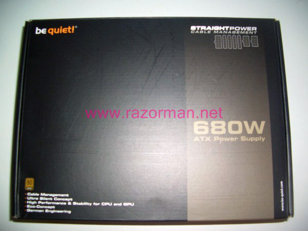 Review be quiet Straightpower 680 Watios 2