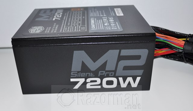 COOLER MASTER M2 SILENT PRO 720W (11)