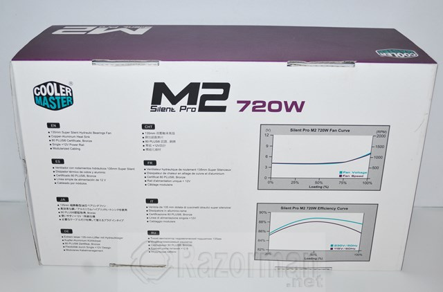 COOLER MASTER M2 SILENT PRO 720W (2)