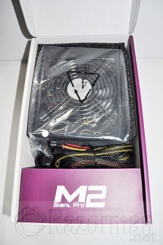 COOLER MASTER M2 SILENT PRO 720W (7)