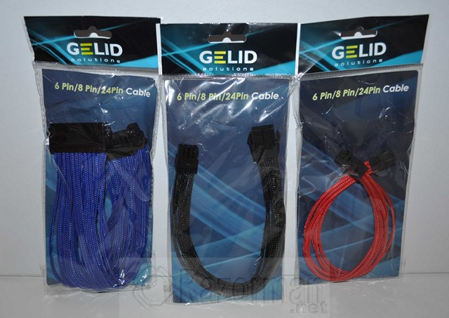 Photo of Review cables Sleeved de GELID