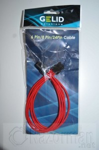 Cables GELID Sleeve (14)
