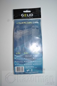 Cables GELID Sleeve (9)