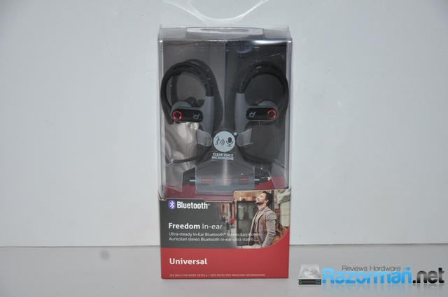 Review Cellularline Freedom 3