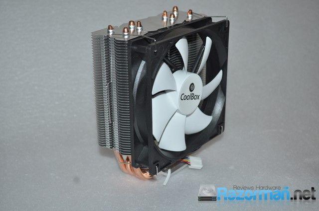 Review Coolbox Boreas HP-412 508