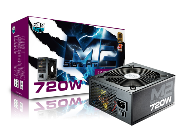 Cooler Master Silent Pro M2 720W