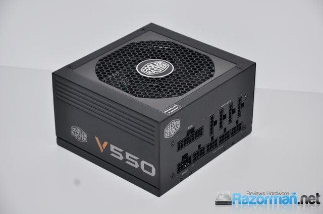 Photo of Review Cooler Master V550