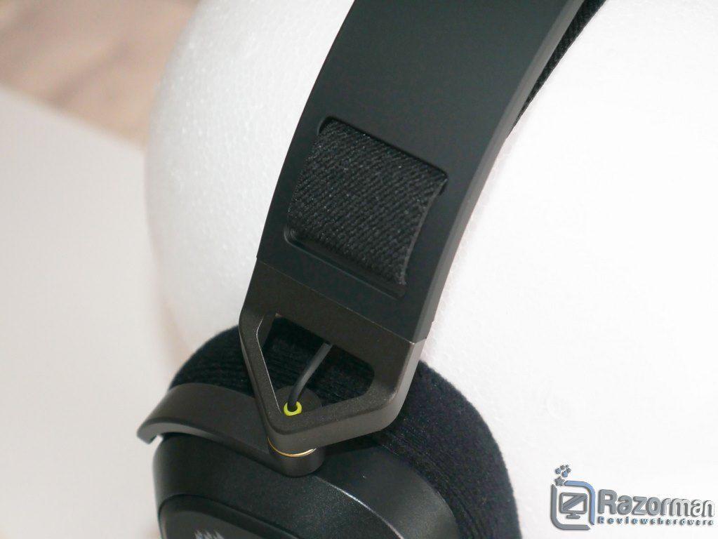 Review Corsair HS80 RGB Wireless 37
