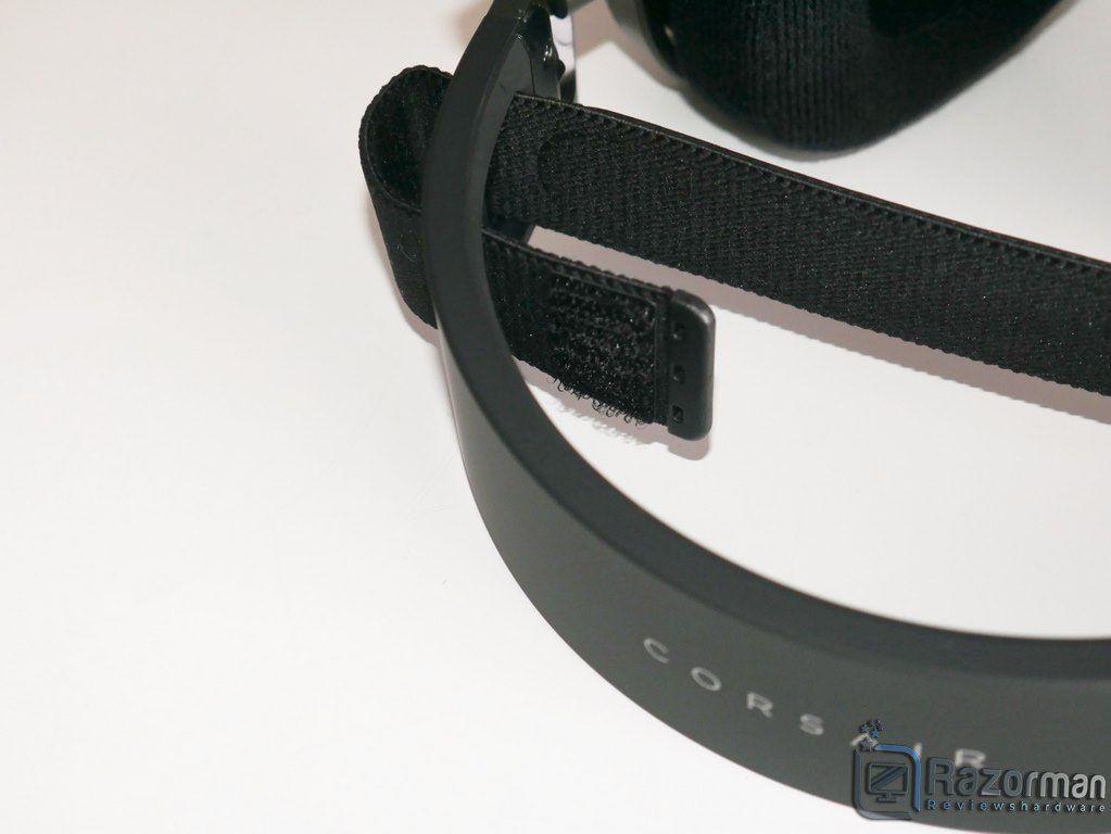 Review Corsair HS80 RGB Wireless 13