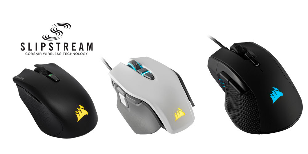Photo of Corsair presenta sus nuevos ratones HARPOON RGB WIRELESS, IRONCLAW RGB y M65 RGB ELITE