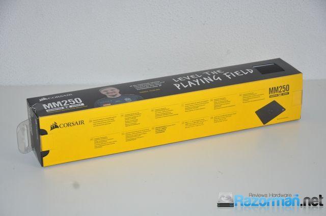 Review Corsair MM250 2