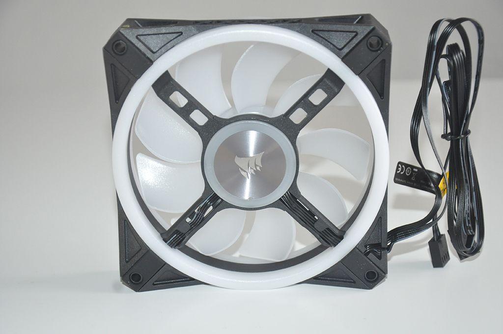 Review Corsair QL120 RGB 7