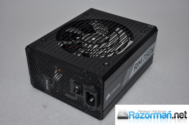 Photo of Review CORSAIR RM750x