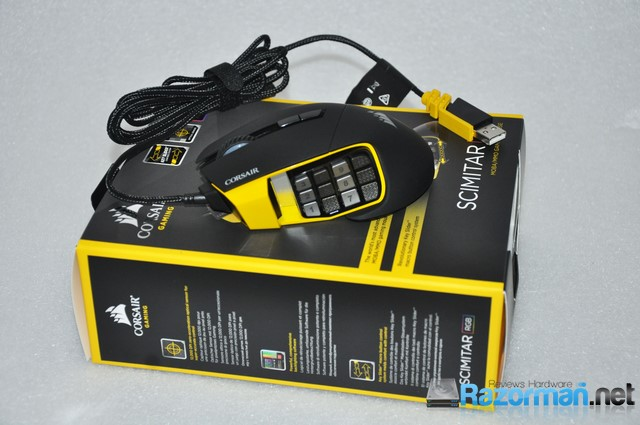 Photo of Review Corsair Scimitar