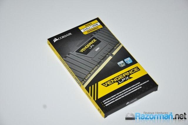 Corsair Vengeance LPX 16 GB DDR4 @ 3000 Mhz (1)