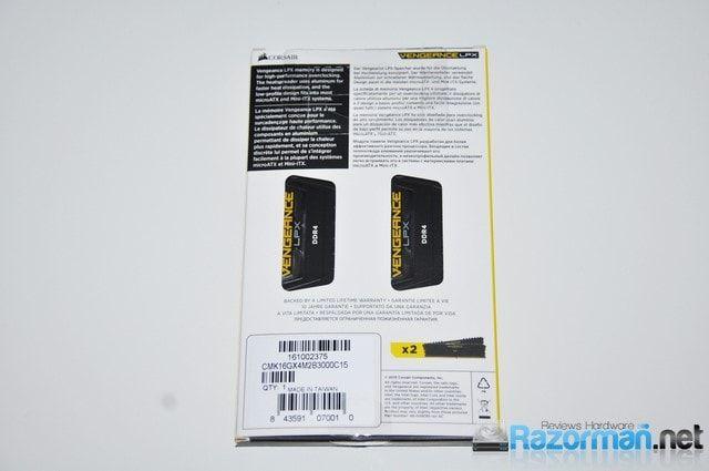 Corsair Vengeance LPX 16 GB DDR4 @ 3000 Mhz (2)
