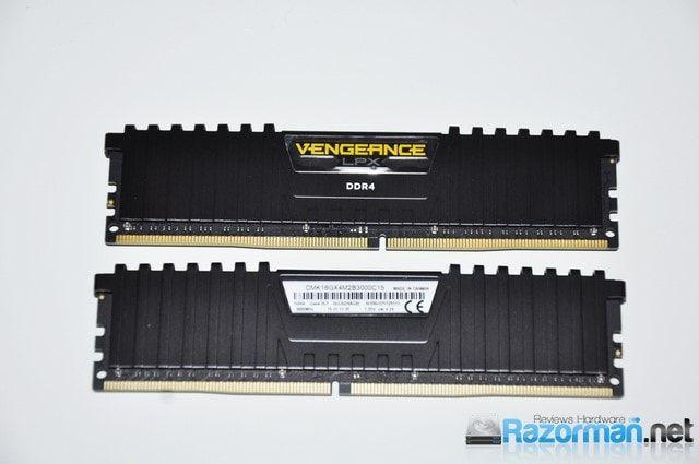 Corsair Vengeance LPX 16 GB DDR4 @ 3000 Mhz (4)