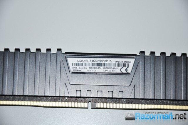 Corsair Vengeance LPX 16 GB DDR4 @ 3000 Mhz (5)