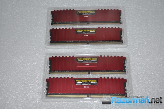 Corsair Vengeance LPX DDR4 2666 MHZ (6)