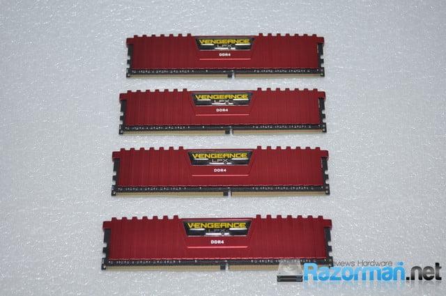 Corsair Vengeance LPX DDR4 2666 MHZ (7)