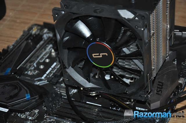 Review Cryorig H7 Plus