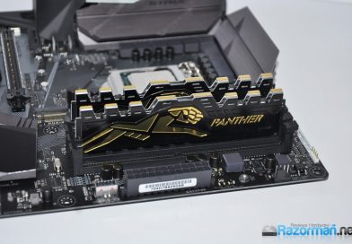 Review Apacer Panther DDR4 2400 Mhz