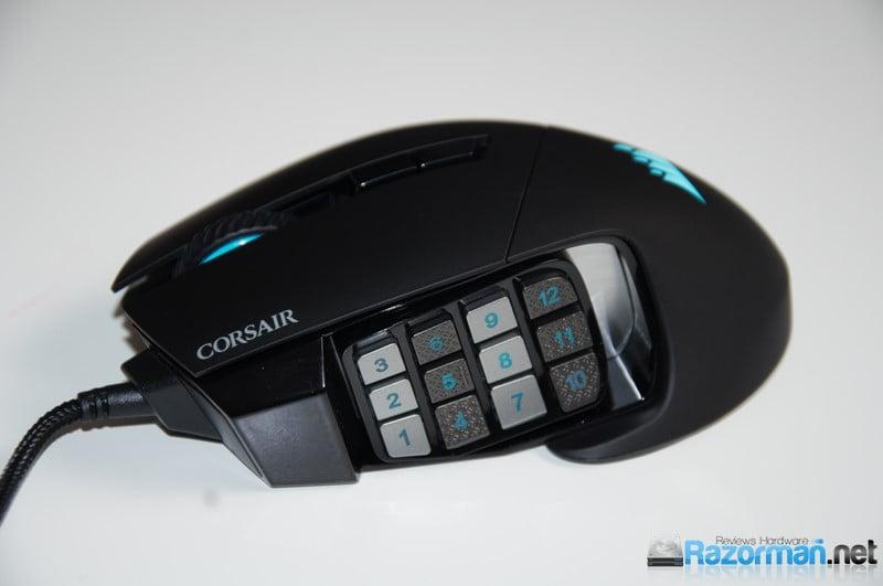 Review Corsair Scimitar PRO 307