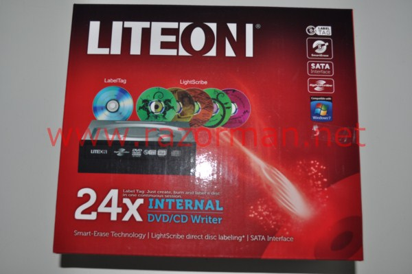 Review Grabadora DVD LiteON iHAS624 1