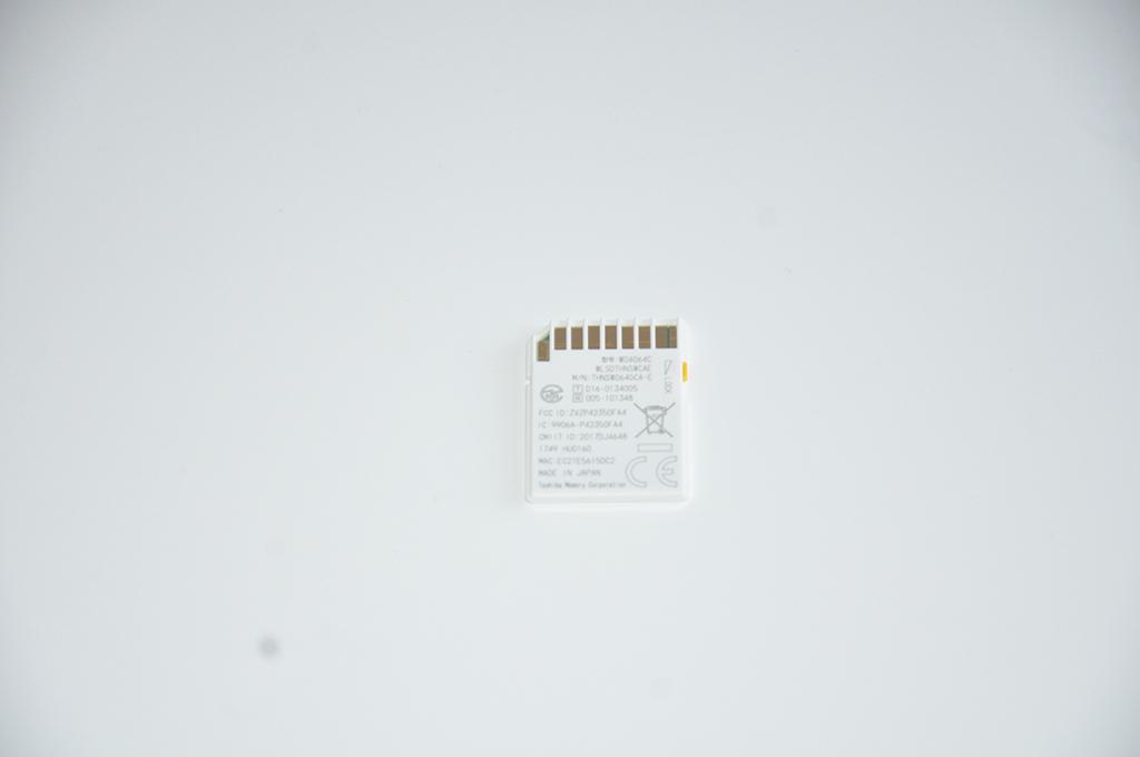 Review Toshiba FlashAir W-04 6