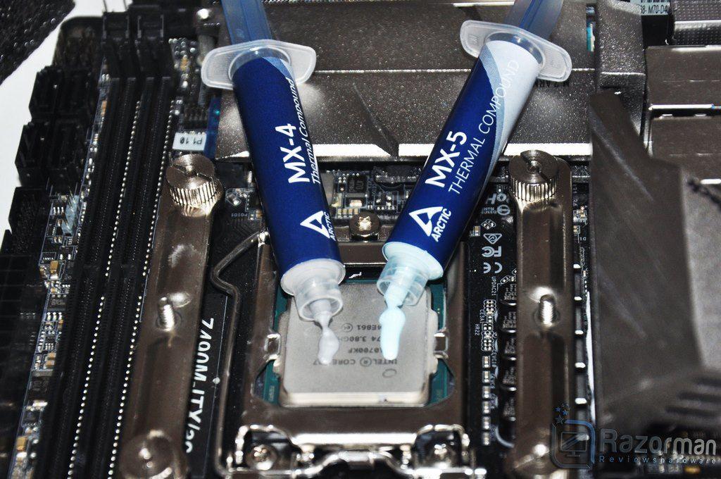 Review compuesto térmico Arctic MX-5 8