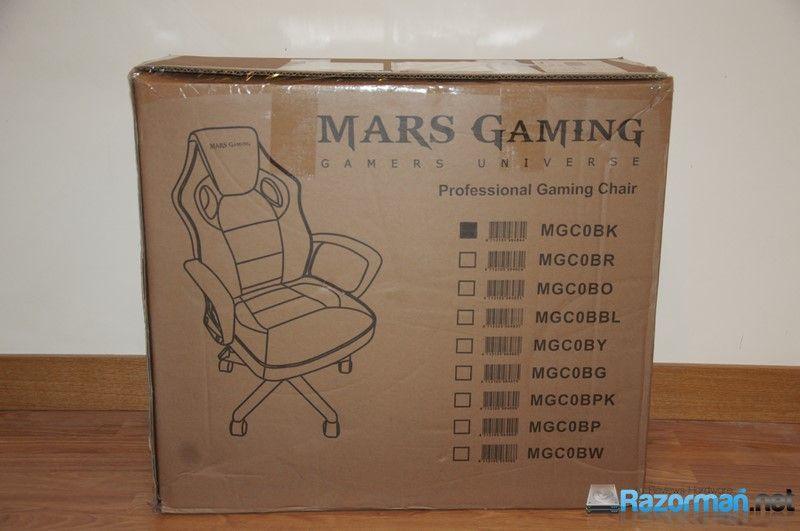Review silla gaming Mars Gaming MGC0 8