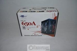 Review Fuente Alimentacion GlacialPower GP-Al 650A 1