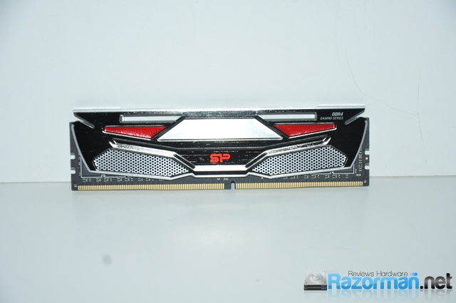 Review Silicon Power DDR4 @ 2400 Mhz 3