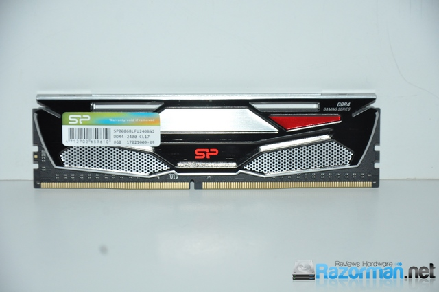 Review Silicon Power DDR4 @ 2400 Mhz 4
