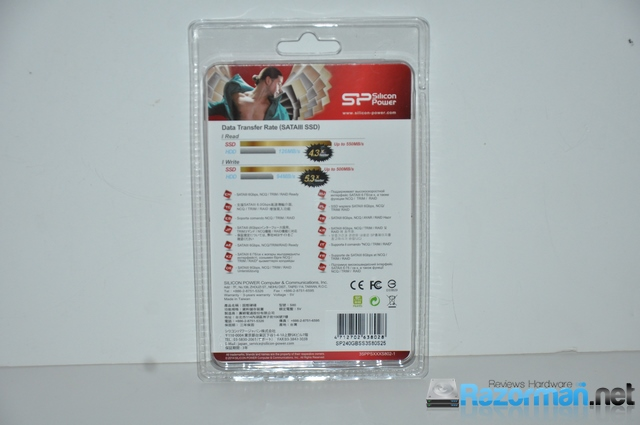 Review Silicon Power S80 240 GB 4
