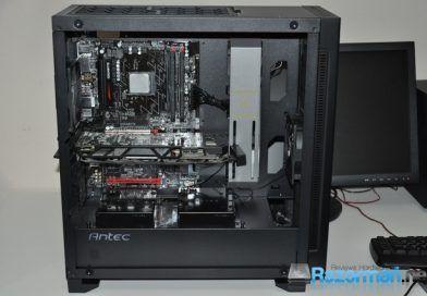 Review Antec P110 Luce