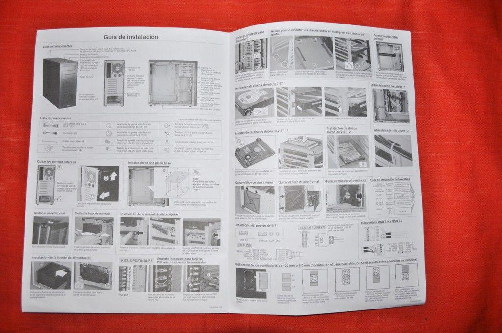 Review Lancool PC-K65 68