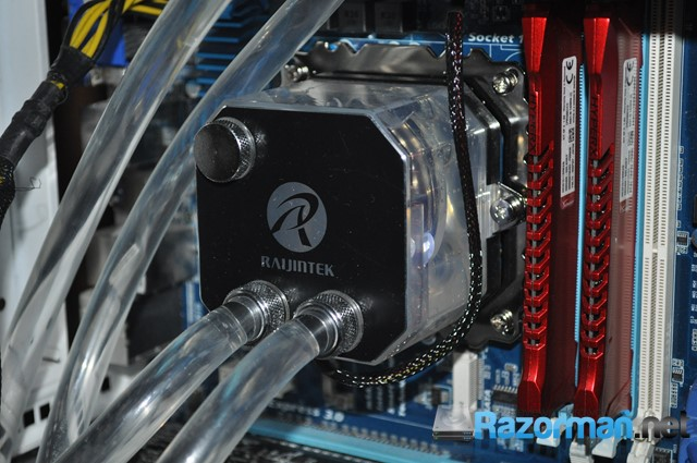 Photo of Review Raijintek Triton