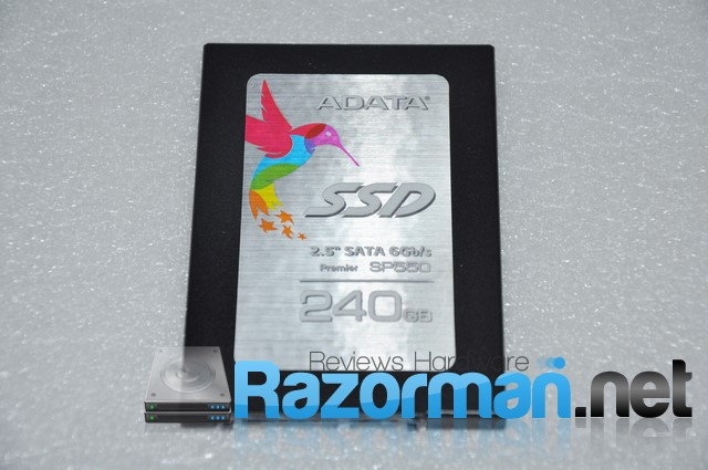 Photo of Review ADATA SP550 240 GB