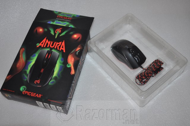 Photo of Review EPIC GEAR ANURA