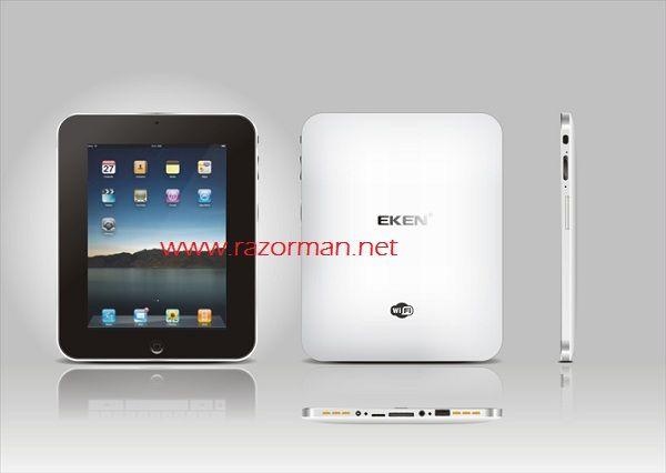 Review Tablet PC aPad M003 1