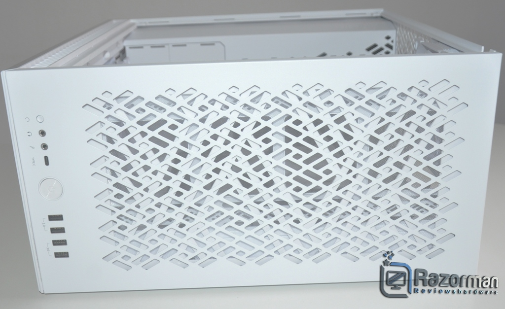 Review Fractal Define 7 Compact Light Tempered Glass 29
