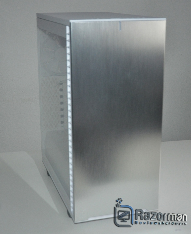 Review Fractal Define 7 Compact Light Tempered Glass 8