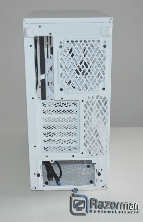 Review Fractal Define 7 Compact Light Tempered Glass 15