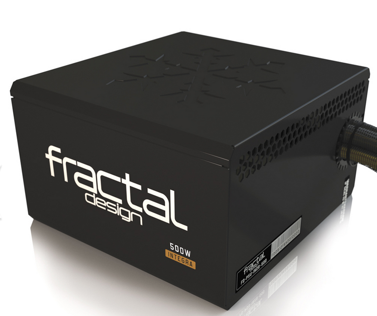 Fractal Design Integra R2 500W (2)