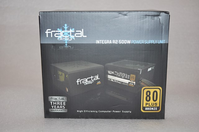 Fractal Design Integra R2 500W 80Plus Bronze (1)