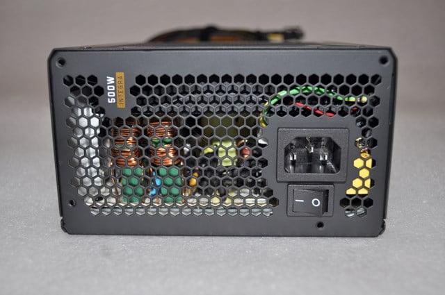 Fractal Design Integra R2 500W 80Plus Bronze (15)
