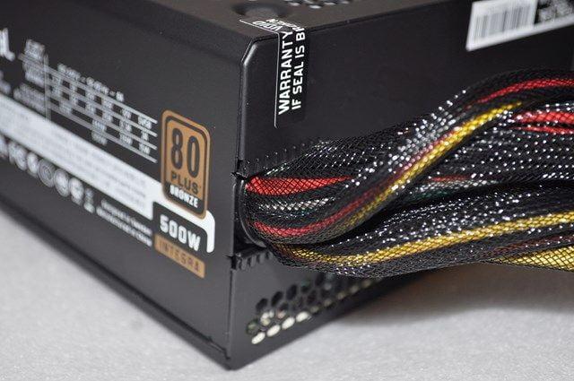 Fractal Design Integra R2 500W 80Plus Bronze (18)